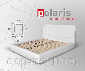 Двоспальне ліжко Поляріс