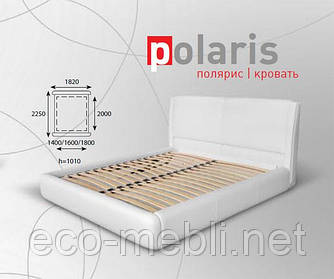 Півтораспальне ліжко Поляріс