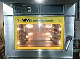 Печь конвекционная MIWE Aeromat 4.64  (5 уровней) ++расстойка   пароувлажнением б/у  Германия, фото 2
