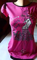 Детская- подростковая нарядная туника-платье для девочки Кокетка