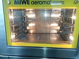 Печь конвекционная MIWE Aeromat 4.64  (5 уровней) ++расстойка   пароувлажнением б/у  Германия, фото 4