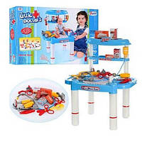 Игровой набор Доктор 008-03 столик + аксессуары (детский игровой набор) Royaltoys