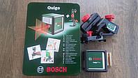 Лазерный уровень (нивелир) Bosch Quigo III (официальная гарантия)