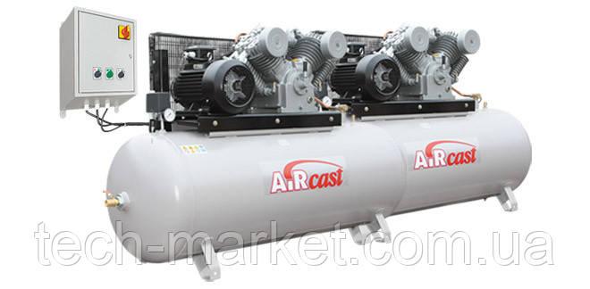 Компрессор aircast СБ4/Ф-500.LТl00Т (тандем)