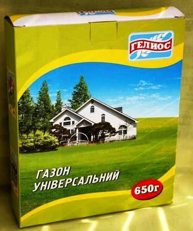 Универсальный озеленительный газон №1, коробка 650 г, фото 2