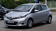 Запчасти для автомобиля Toyota Yaris (10-14p)