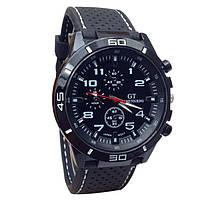 Отличные мужские часы GT с белыми цифрами