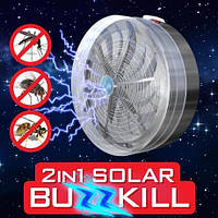 Ультрафиолетовый отпугиватель насекомых Solar Buzzkill (Солар Базкил)
