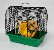 Клетка для грызунов ЛориБунгало Мини 28 х 28 х 18 см