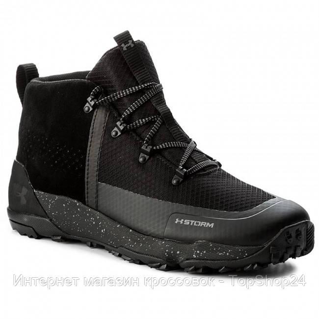 Мужские ботинки Under armour UA Burnt River 2.0 Mid