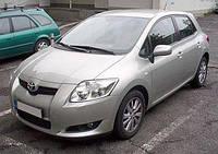 Запчасти для автомобиля Toyota Auris (2007-2012)
