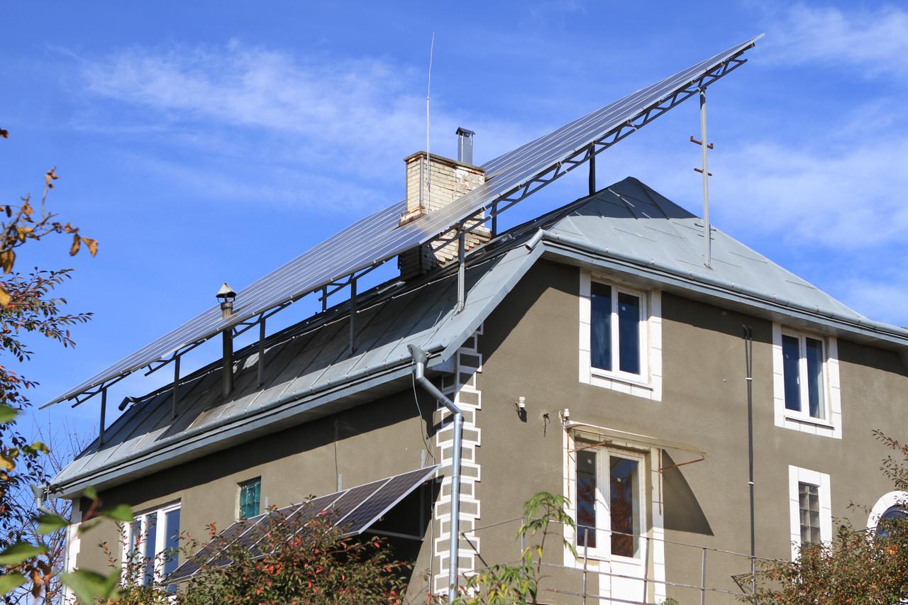 """Сетевая солнечная электростанция 15 кВт под """"зеленый тариф"""""""