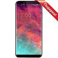 "➜Смартфон 5.99"" UMIDIGI S2, 4/64GB Black стекло 2.5D Helio P20 8 ядер камера Sony IMX258 13 Мп 5100 mAh"
