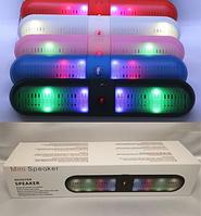 Портативный динамик Bluetooth длинный DANWAN LONG LED