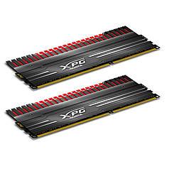 ►Модуль памяти ADATA DDR3 16GB 2400MHz 2x8192 (AX3U2400W8G11-DBV-RG) компьютерный