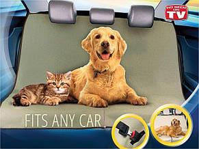 Чехол на заднее сиденье  для перевозки животных Pet Zoom Loungee , фото 2