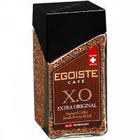 Кофе Эгоист Egoiste XO цельнозерновой растворимый 100 гр