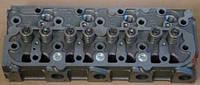 Головка блока цилиндров ГБЦ Кубота 1305 1505 Kubota V1505 V1305