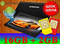 Отличный Мега Игровой Планшет-Телефон Galaxy Tab KT 961PRO 2/16GB 3G (облегченный)
