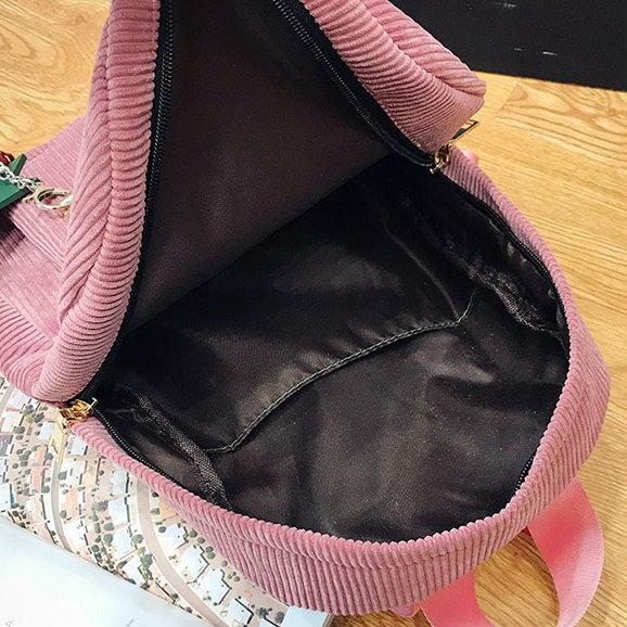 женский рюкзак для прогулок
