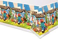 "Скатерть ""Minecraft"" Майнкрафт"