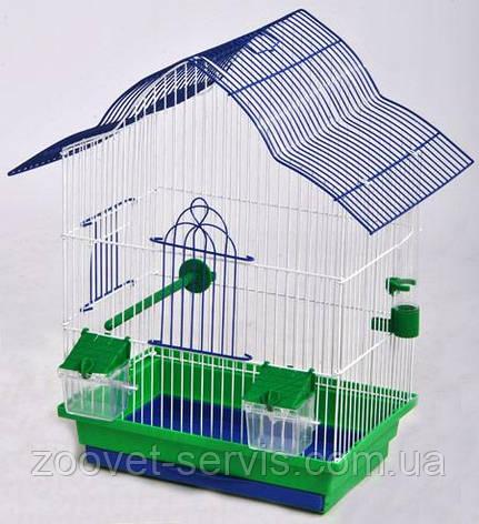 Клетка для птиц Лори Мальва, фото 2