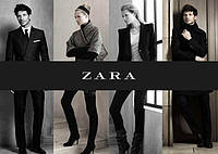 Кладовщик одежды на склад ZARA