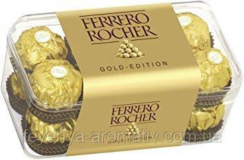 Шоколадные конфеты с лесным орехом Ferrero Rocher Gold Edition 200g