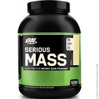 Гейнер Optimum Nutrition Serious Mass ваниль, 2.722кг