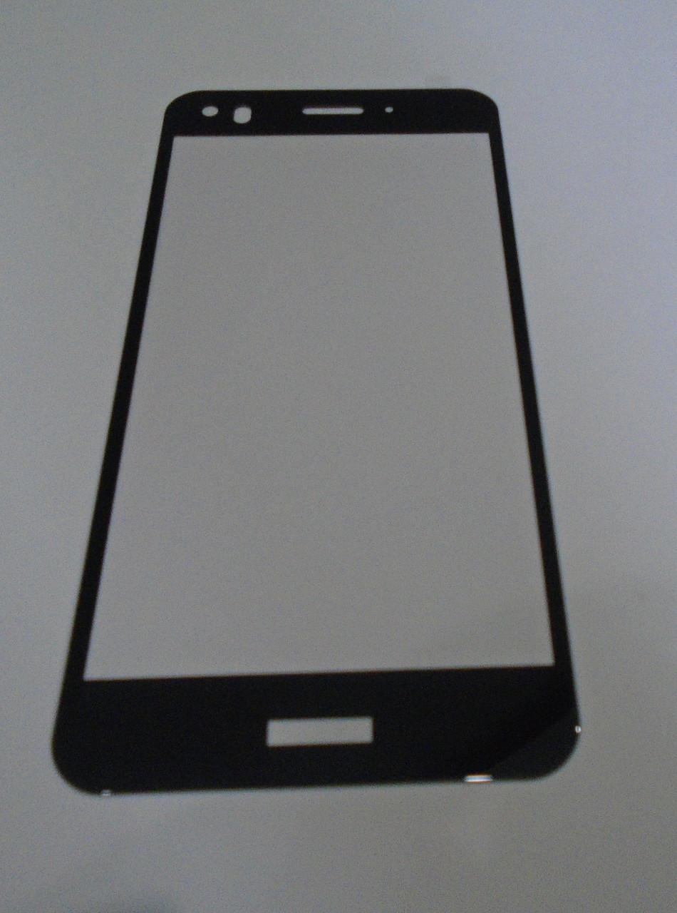 Защитное стекло Huawei Nova Lite (2017) Black 3D full Screen