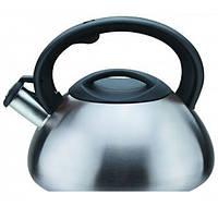 Чайник нержавеющая сталь 3л Con Brio CB405 индукция