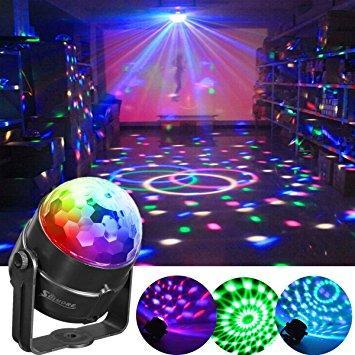 Светильники, диско-лампочки, проекторы