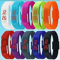 A001-LED Спортивные часы с LED экраном