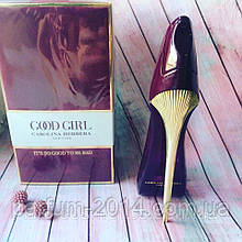 Женская парфюмированная вода CAROLINA HERRERA Good Girl New York ( Бордовая ) (реплика)