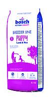 Bosch Breeder Puppy Lamb & Rice 20кг корм для щенков с ягненком