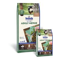 Bosch Adult Menu 3кг корм для взрослых собак со средним или повышенным уровнем активности