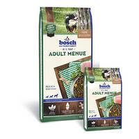 Bosch Adult Menu 3кг корм для взрослых собак со средним или повышенным уровнем активности, фото 2