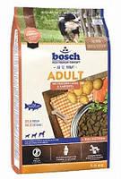 Bosch Adult with Fresh Salmon & Potato 15кг-для взрослых собак с лососем и картофелем