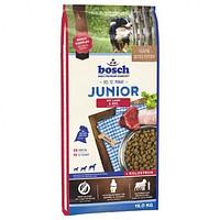 Bosch Junior Lamb & Rice 3кг - для щенков с чувствительным пищеварением