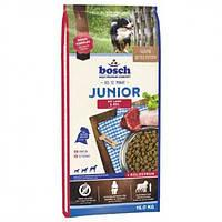 Bosch Junior Lamb & Rice 3кг - для щенков с чувствительным пищеварением, фото 2