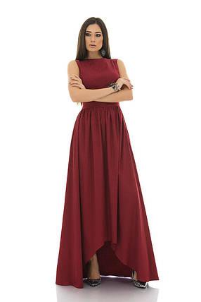 Платье в пол  открытая спина 06/4097, фото 2