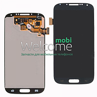 Дисплей Samsung i9500,i337,i9505 with touch screen black Galaxy S4 orig