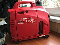 Інверторний бензиновий генератор Honda EU10і, фото 1