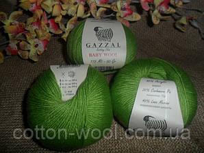 Gazzal Baby wool (Газзал беби Вул)  838