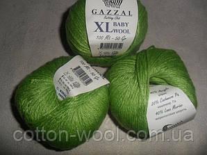 Gazzal Baby Wool XL 838 (Газзал Беби Вул XL)