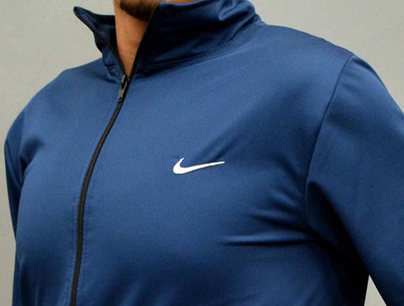 d4c2e943 Олимпийка Nike (Найк) на молнии, Большие размеры: 52 / 54 / 56 ...