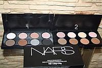 Набор теней для век NARS 8 цветов