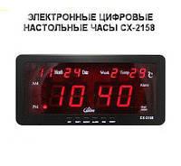 Часы электронные  СХ 2158 Часы 29 x 11.5 x 4.5