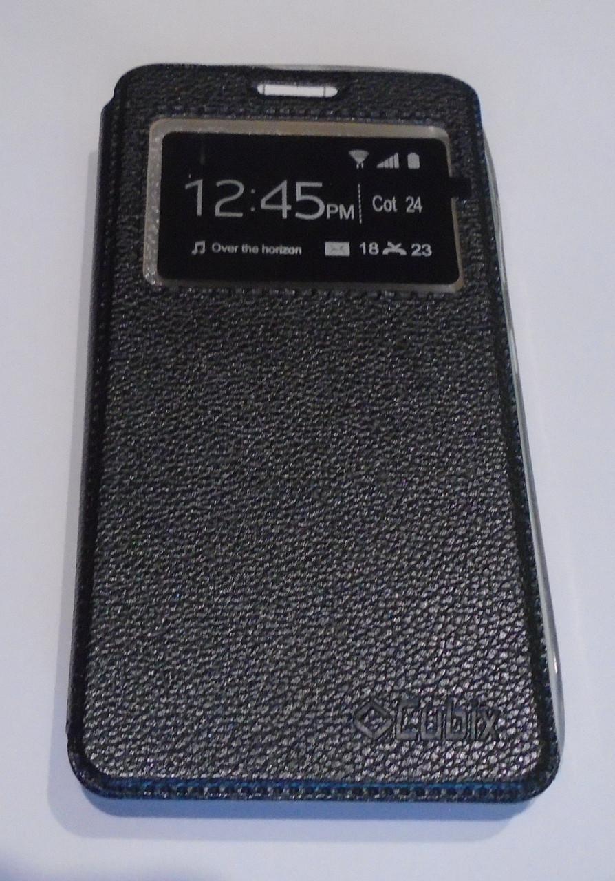 Чехол книжка Lenovo A6000 A6010 K3 black