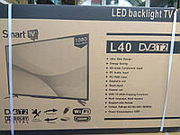 "Телевизор LED TV Backlight L 40"" - Smart TV (Android 4.4, Wi-Fi)"